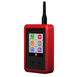 Analyseur de réseaux 4G/3G/2G, niveau de réception des opérateurs de téléphonie mobile.